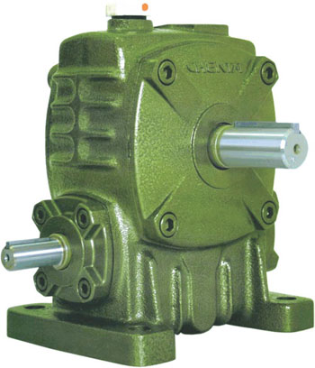 Chenta Worm Gear & Chenta Hollow Output Shaft