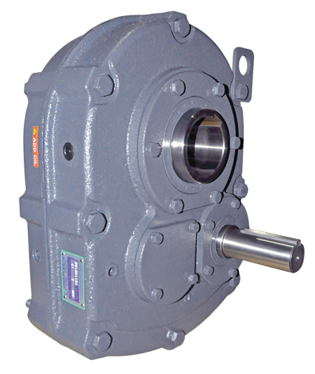 Chenta Shaft Mount Gear Speed Reducer
